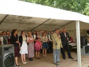 Gleinaer Park-und Weinfest 2011